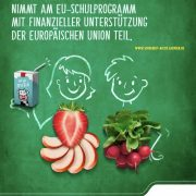 Poster EU-Schulprogramm